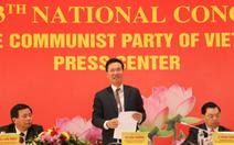 Sáng nay 25-1, Đại hội Đảng lần thứ XIII họp phiên trù bị