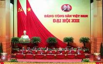 Chính thức khai mạc Đại hội lần thứ XIII của Đảng