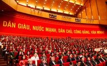 Hôm nay 29-1, Đại hội Đảng XIII tiếp tục làm công tác nhân sự