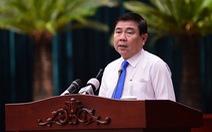 Chủ tịch TP.HCM Nguyễn Thành Phong: TP.HCM xác định 3 mục tiêu theo tầm nhìn của Trung ương