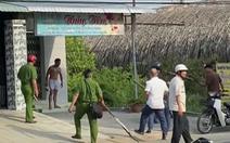 Bắt thanh niên nghi 'ngáo đá' xông vào quán cà phê chém trọng thương 3 người