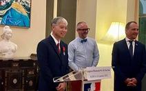 Nguyên hiệu trưởng ĐH Y dược TP.HCM nhận Huân chương Bắc đẩu bội tinh