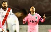 Điểm tin sáng 28-1: Messi đưa Barca vào tứ kết Cúp Nhà vua