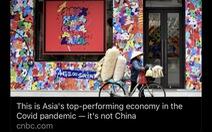 CNBC: 'Không phải Trung Quốc, Việt Nam mới là nền kinh tế 'đỉnh' nhất châu Á 2020'