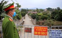 Hải Dương tạm dừng thêm 1 công ty, phong tỏa nhiều khu dân cư