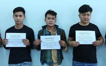 Bắt 5 thanh niên liên quan vụ đâm chết người khi nhậu lai rai ngày cuối năm