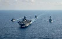 Úc tuyên bố tiếp tục đưa tàu và máy bay tuần tra ở Biển Đông