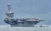 Máy bay ném bom Trung Quốc diễn tập tấn công tàu sân bay Mỹ?