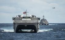 Mỹ hứa giúp nếu Philippines bị tấn công vũ trang ở Biển Đông
