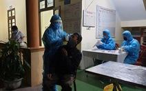 Quảng Ninh lấy mẫu, truy vết dập dịch COVID-19 xuyên đêm