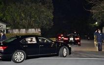 Thanh niên 29 tuổi đột nhập khu vực Akasaka của hoàng cung Nhật suốt hai tiếng