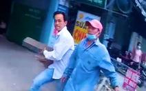 Bạo lực trên đường phố - hình ảnh xấu xí