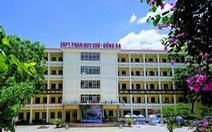 600 học sinh ở Hà Nội phải lấy mẫu xét nghiệm COVID-19