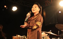 NSND Bạch Tuyết: 'Tôi muốn sống và qua đời như một người hát cải lương của Việt Nam'