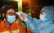 TP.HCM xét nghiệm 446 người đến từ vùng dịch, hầu hết tự giác khai báo