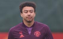 Điểm tin thể thao sáng 30-1: Man United cho West Ham mượn Lingard