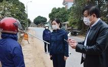 Phong tỏa toàn bộ xã An Sinh thuộc 'điểm nóng' thị xã Đông Triều