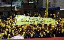TP.HCM: phụ huynh bay chuyến VN213, gần 100 học sinh, giáo viên THPT Bùi Thị Xuân nghỉ học