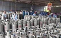 Gas tăng thêm 18.000 đồng cho bình 12kg