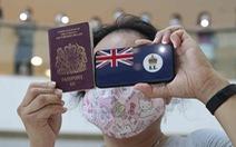 Anh cấp visa cho người Hong Kong, Bắc Kinh nói đừng làm 'công dân hạng hai'
