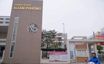 79 cô trò Trường tiểu học Xuân Phương cách ly tại trường, Hà Nội có 11 ca COVID-19