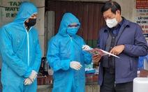 Bộ Y tế tìm người bay từ Hải Phòng vào TP.HCM trên chuyến VJ275 hôm 18-1