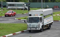 Đề nghị xem xét tạm dừng đào tạo, sát hạch lái xe để chống dịch COVID-19