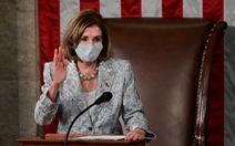 Bà Nancy Pelosi tiếp tục là chủ tịch Hạ viện Mỹ, Thượng viện chờ cuộc bầu cử ở Georgia