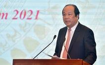 Bộ trưởng Mai Tiến Dũng: Không cấm bán 'đào rừng' người dân trồng
