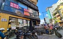 Làn sóng cửa hiệu rời phố lớn, tìm mặt bằng phố nhỏ vừa rẻ vừa đẹp