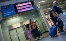 Hành khách đi lại giữa Anh và Pháp phải trải qua các khâu kiểm tra nghiêm ngặt hơn