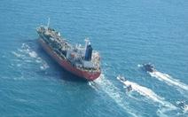 Iran bắt tàu chở hóa chất Hàn Quốc có thuyền viên Việt Nam ở vùng Vịnh