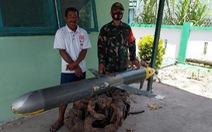 Ngư dân Indonesia vớt được 'thiết bị không người lái Made in China'