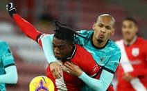 Người cũ Danny Ings tỏa sáng khiến Liverpool gục ngã trước Southampton