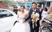 Bùi Tiến Dũng cưới vợ, nguy cơ vắng mặt ở trận Siêu cúp quốc gia