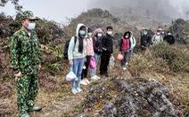Về Việt Nam 'ăn tết', 11 người nhập cảnh trái phép bị phát hiện
