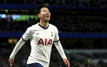 Điểm tin thể thao sáng 5-1: Son Heung Min giành giải Cầu thủ xuất sắc nhất châu Á