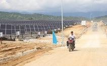 Các dự án điện mặt trời đang phát triển rất nóng trên đất nông nghiệp