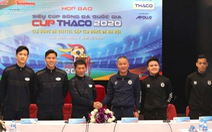 5.000 khán giả được vào sân Hàng Đẫy xem trận Siêu cúp giữa CLB Viettel và Hà Nội