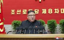 Ông Kim Jong Un xác nhận không đạt nhiều mục tiêu kế hoạch kinh tế 5 năm