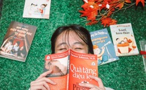 Những khoảnh khắc đắm chìm trong sách qua ống kính học trò
