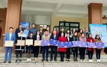 Học sinh Quảng Trị nhận hơn 20.000 cuốn sách từ 'Góp sách ươm mơ'