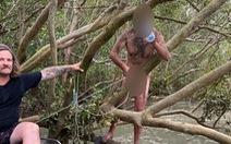 Ngư dân tưởng gặp Tarzan, ai ngờ là kẻ cướp trần truồng giữa rừng ngập mặn