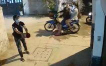 Điều tra vụ một nhà dân bị nhóm người lạ 'khủng bố' bằng sơn đỏ