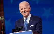 Quốc hội Mỹ xác nhận ông Joe Biden đắc cử tổng thống