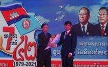 Quan hệ Việt Nam - Campuchia: Trong sáng, thủy chung và bền vững