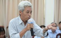 'Hoạt động phòng chống tham nhũng của MTTQ chỉ là tuyên truyền'