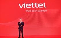 Viettel công bố thương hiệu mới, đổi logo sang màu đỏ