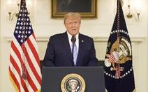 Ông Trump: Người ủng hộ tôi 'sẽ có tiếng nói trong tương lai'