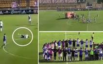 Cầu thủ Brazil qua đời ở tuổi 24 vì 'ngưng tim' khi đang thi đấu